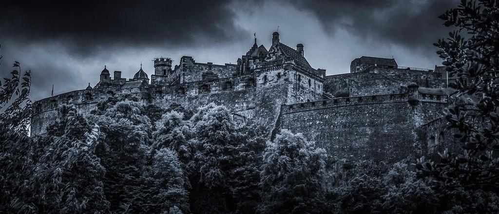 苏格兰爱丁堡城堡(Edinburgh Castle),山顶杰作_图1-23