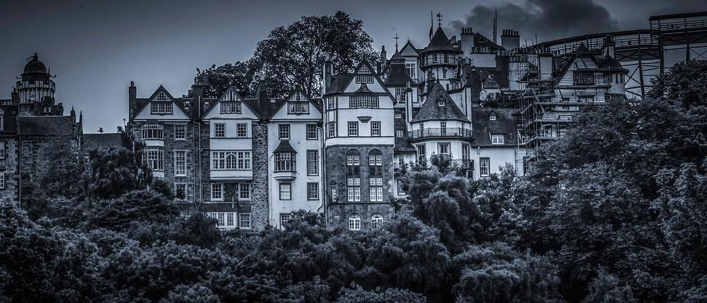 苏格兰爱丁堡城堡(Edinburgh Castle),山顶杰作_图1-20