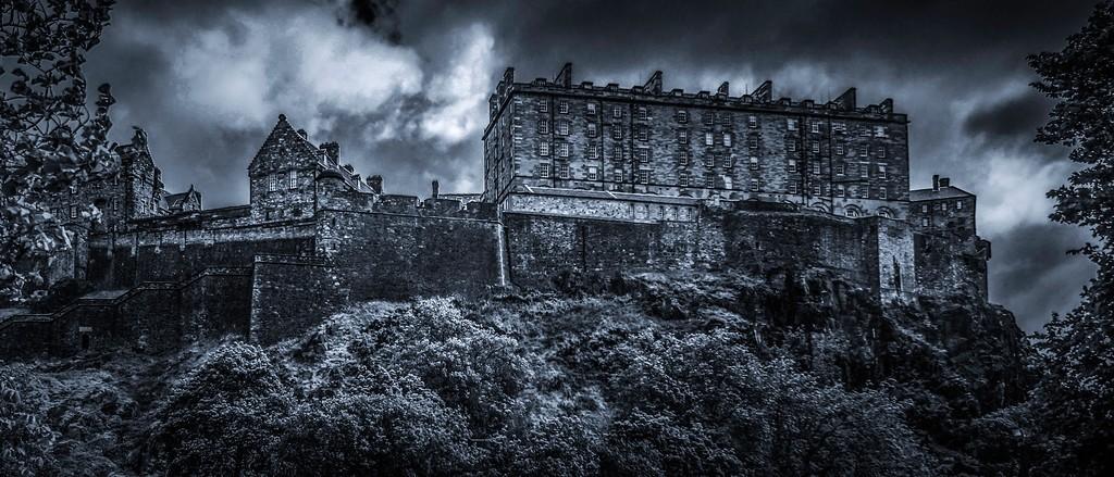 苏格兰爱丁堡城堡(Edinburgh Castle),山顶杰作_图1-18