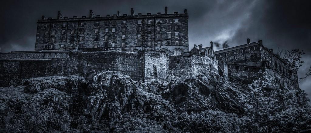 苏格兰爱丁堡城堡(Edinburgh Castle),山顶杰作_图1-27