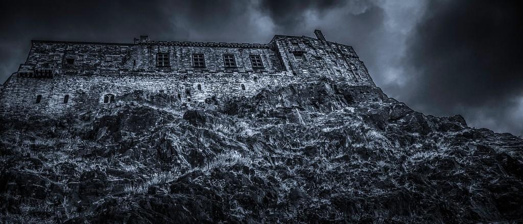 苏格兰爱丁堡城堡(Edinburgh Castle),山顶杰作_图1-21