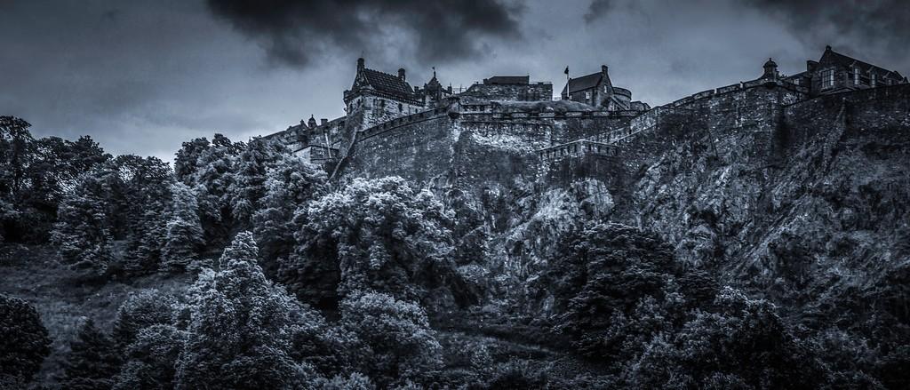 苏格兰爱丁堡城堡(Edinburgh Castle),山顶杰作_图1-25