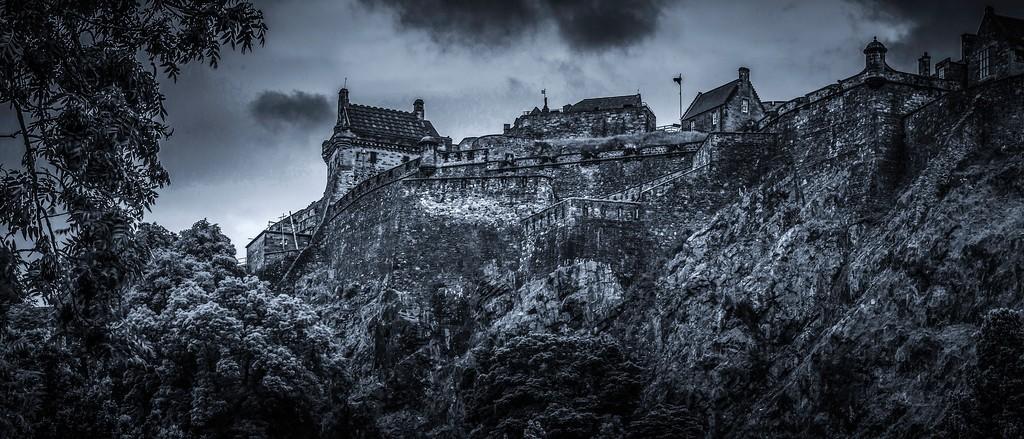 苏格兰爱丁堡城堡(Edinburgh Castle),山顶杰作_图1-26