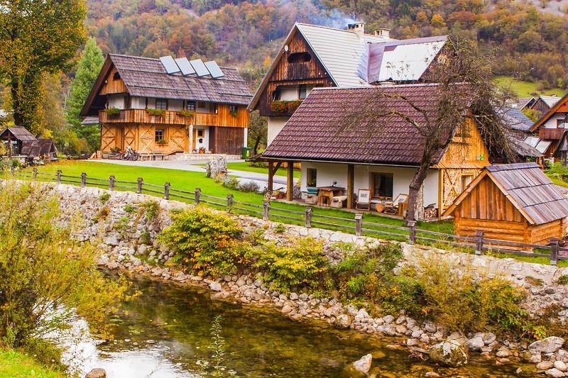 斯洛文尼亚乡村,风情古朴_图1-1