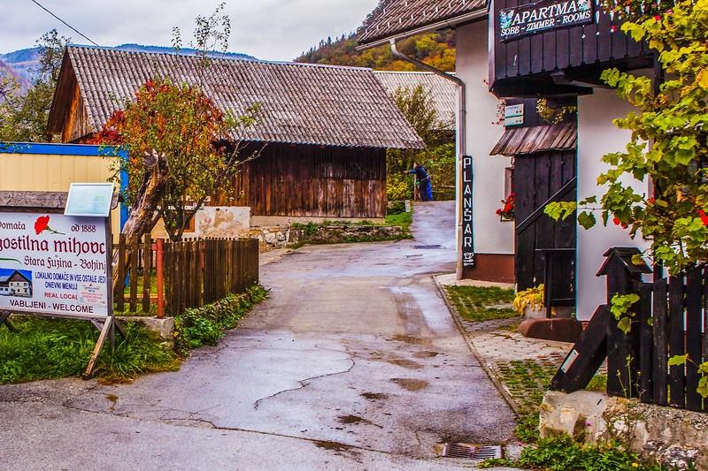 斯洛文尼亚乡村,风情古朴_图1-3