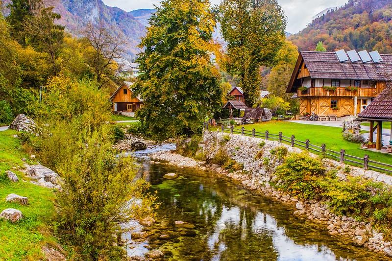 斯洛文尼亚乡村,风情古朴_图1-8