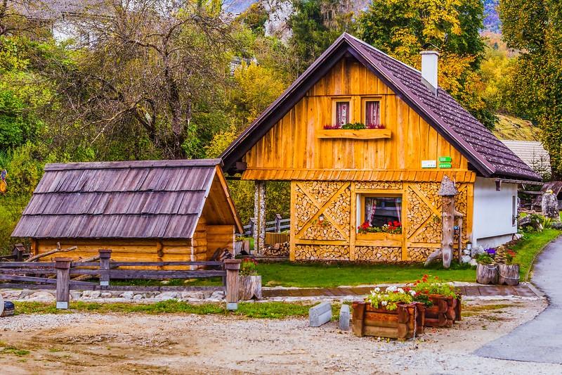 斯洛文尼亚乡村,风情古朴_图1-5