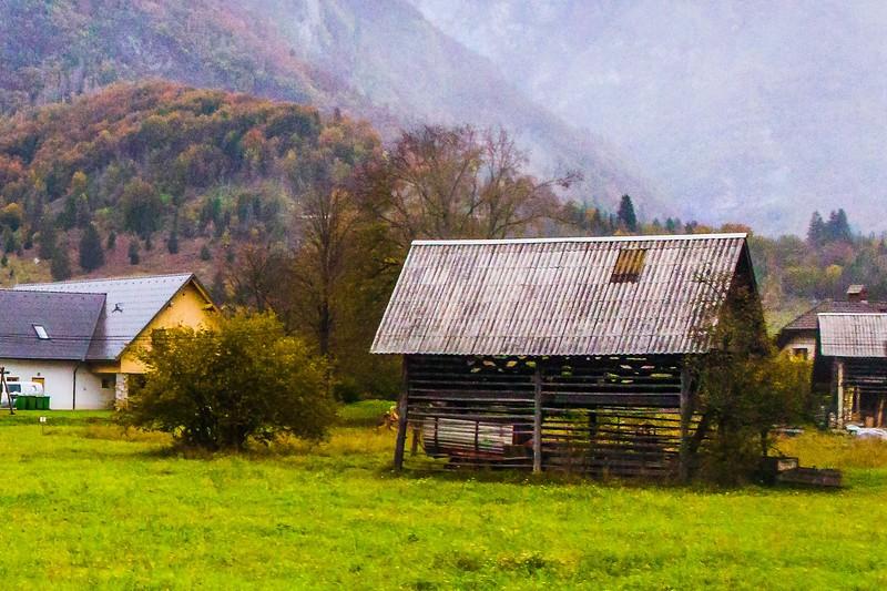 斯洛文尼亚乡村,风情古朴_图1-10