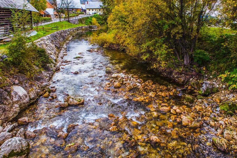 斯洛文尼亚乡村,风情古朴_图1-15