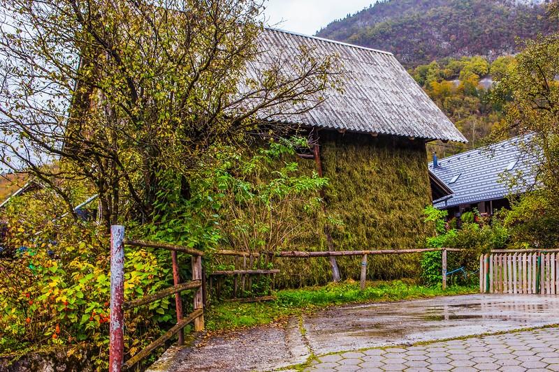 斯洛文尼亚乡村,风情古朴_图1-13
