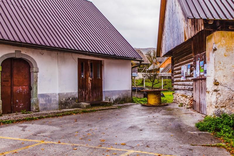 斯洛文尼亚乡村,风情古朴_图1-23