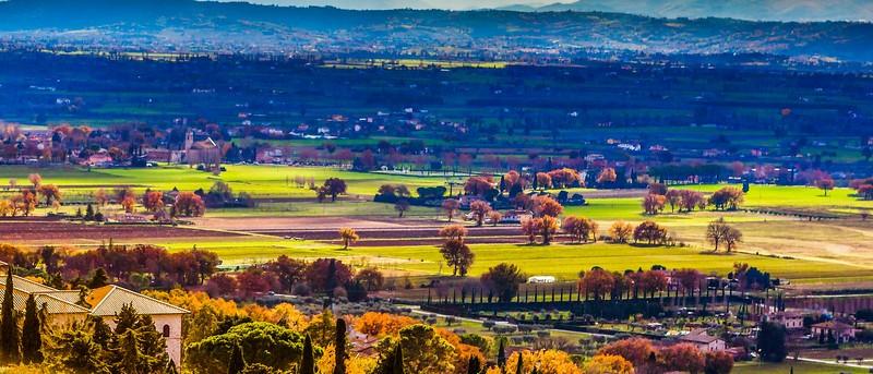 意大利阿西西(Assisi), 俯视全城_图1-14