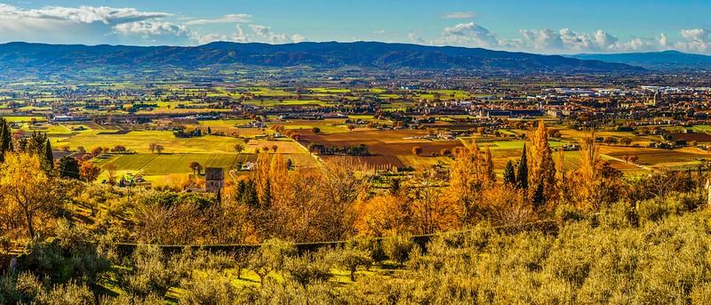 意大利阿西西(Assisi), 俯视全城_图1-18
