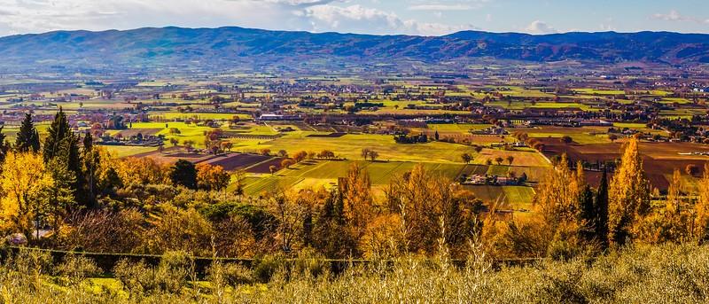 意大利阿西西(Assisi), 俯视全城_图1-17