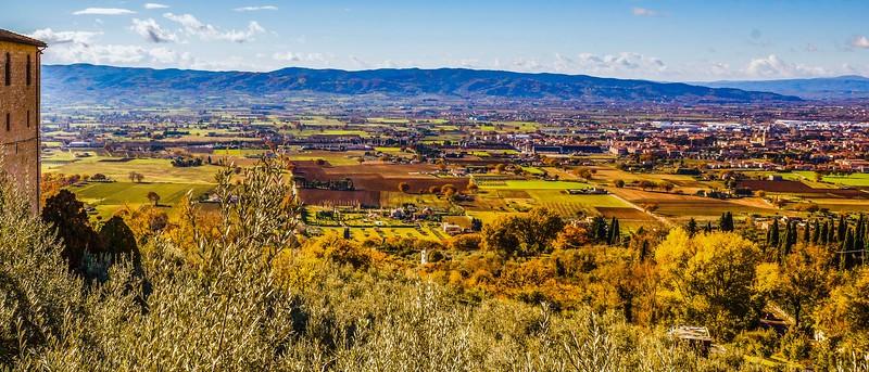 意大利阿西西(Assisi), 俯视全城_图1-22