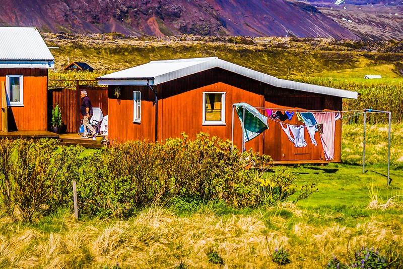 冰岛Arnarstapi,风景胜地_图1-7
