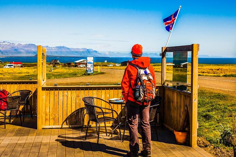 冰岛Arnarstapi,风景胜地_图1-1