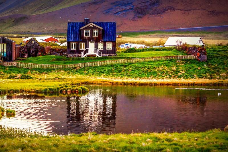 冰岛Arnarstapi,风景胜地_图1-10