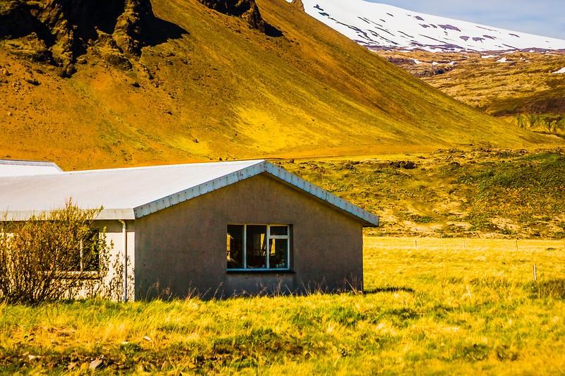 冰岛Arnarstapi,风景胜地_图1-9