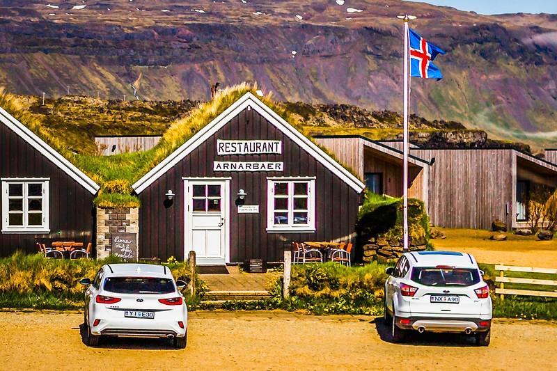 冰岛Arnarstapi,风景胜地_图1-14