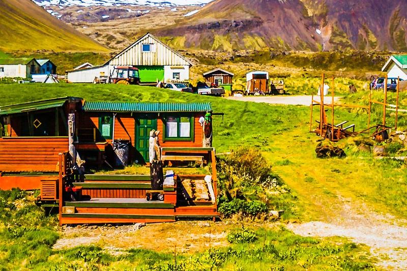 冰岛Arnarstapi,风景胜地_图1-16