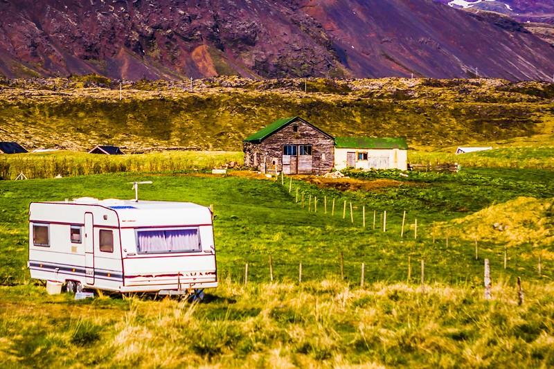 冰岛Arnarstapi,风景胜地_图1-20