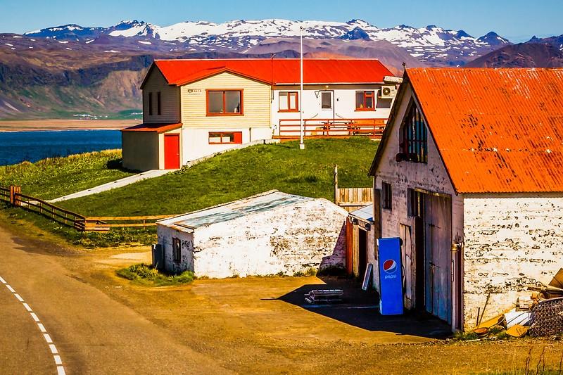 冰岛Arnarstapi,风景胜地_图1-19