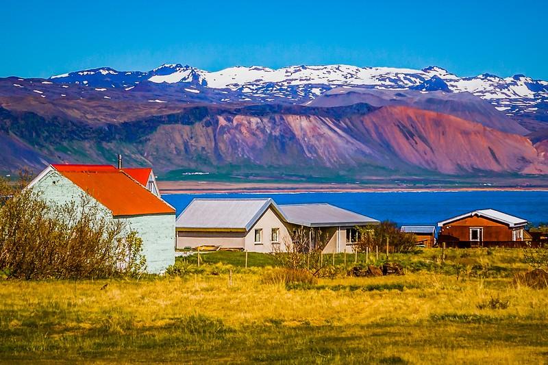 冰岛Arnarstapi,风景胜地_图1-18