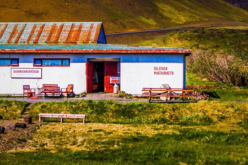 冰岛Arnarstapi,风景胜地_图1-26