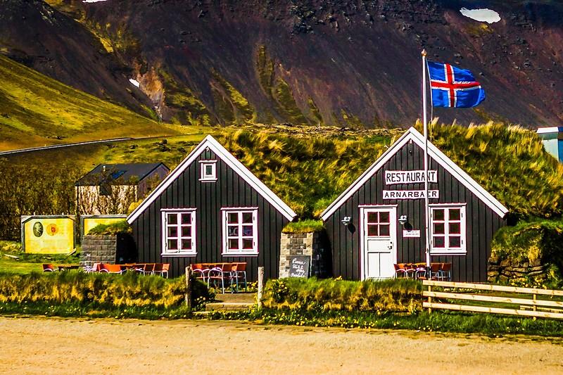 冰岛Arnarstapi,风景胜地_图1-23
