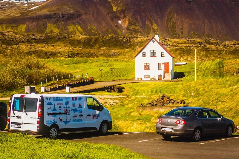 冰岛Arnarstapi,风景胜地_图1-24