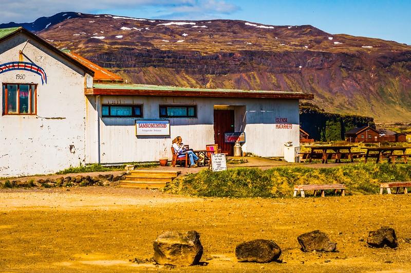 冰岛Arnarstapi,风景胜地_图1-27
