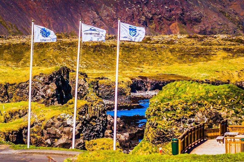 冰岛Arnarstapi,风景胜地_图1-29