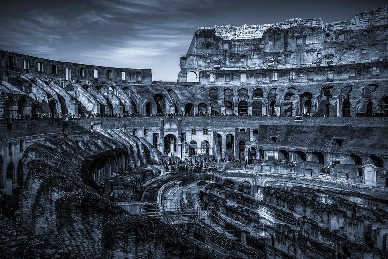 罗马斗兽场(Colosseum), 眼界大开_图1-27
