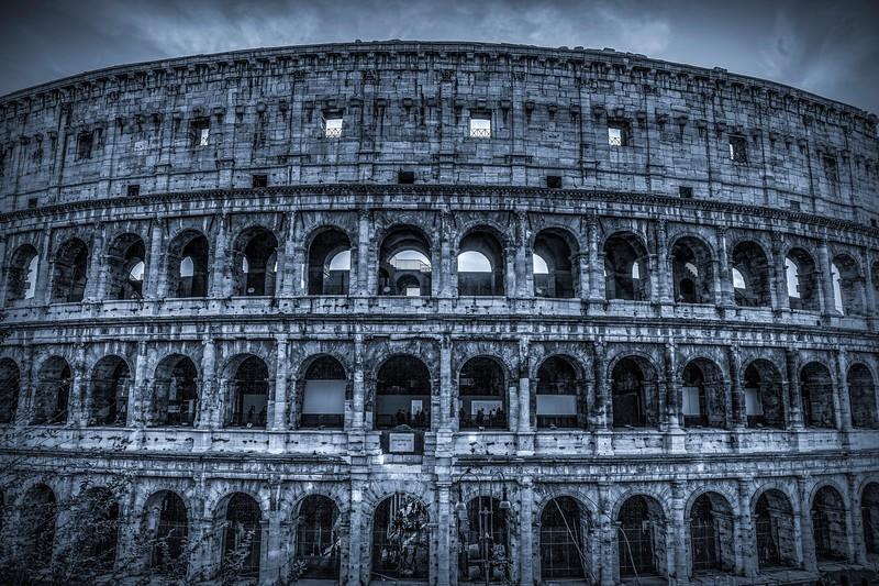 罗马斗兽场(Colosseum), 眼界大开_图1-28