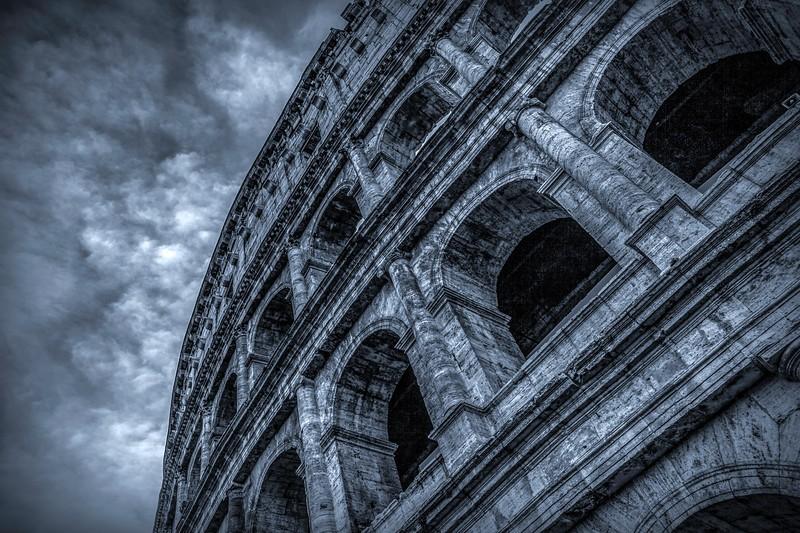 罗马斗兽场(Colosseum), 眼界大开_图1-26
