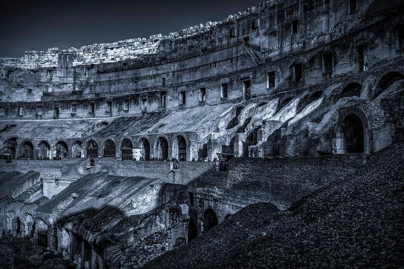 罗马斗兽场(Colosseum), 眼界大开_图1-25