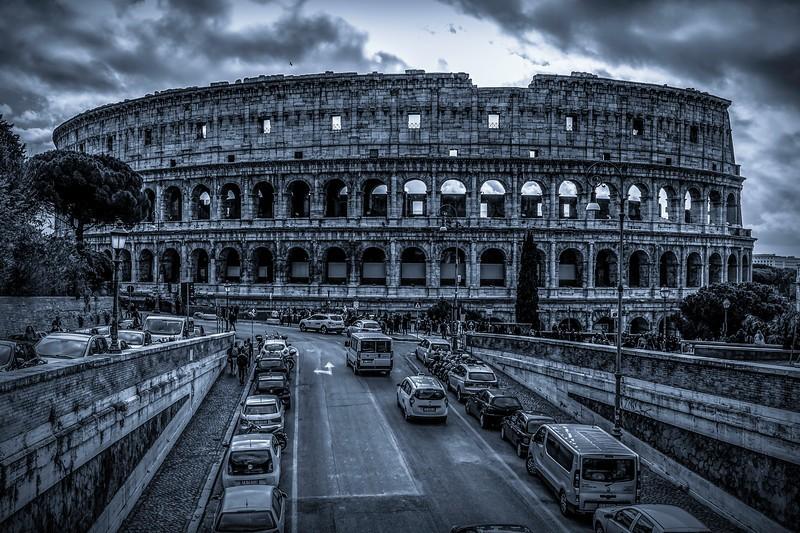 罗马斗兽场(Colosseum), 眼界大开_图1-21