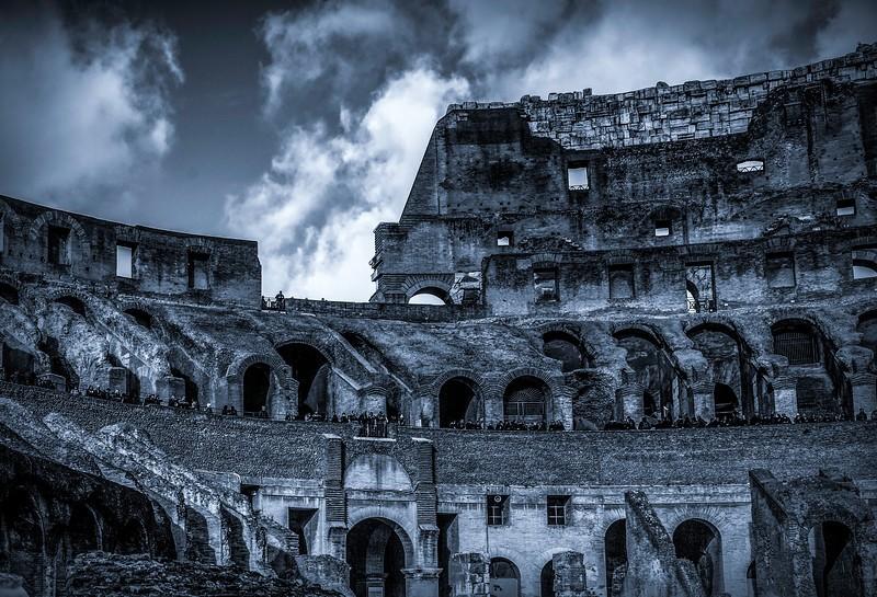 罗马斗兽场(Colosseum), 眼界大开_图1-24