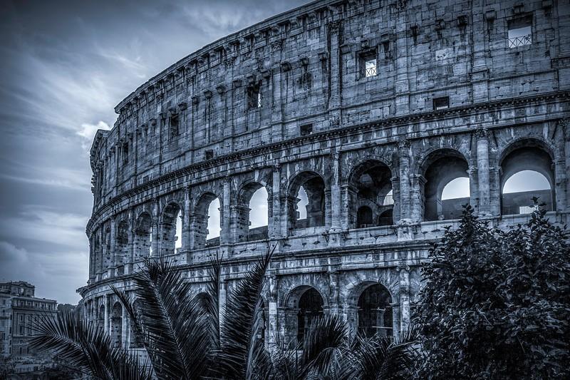 罗马斗兽场(Colosseum), 眼界大开_图1-22