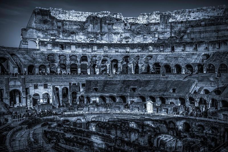 罗马斗兽场(Colosseum), 眼界大开_图1-20