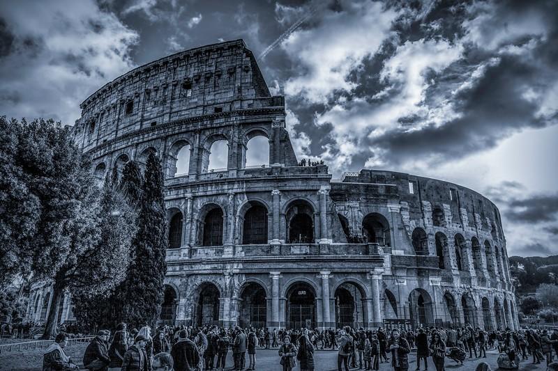 罗马斗兽场(Colosseum), 眼界大开_图1-19