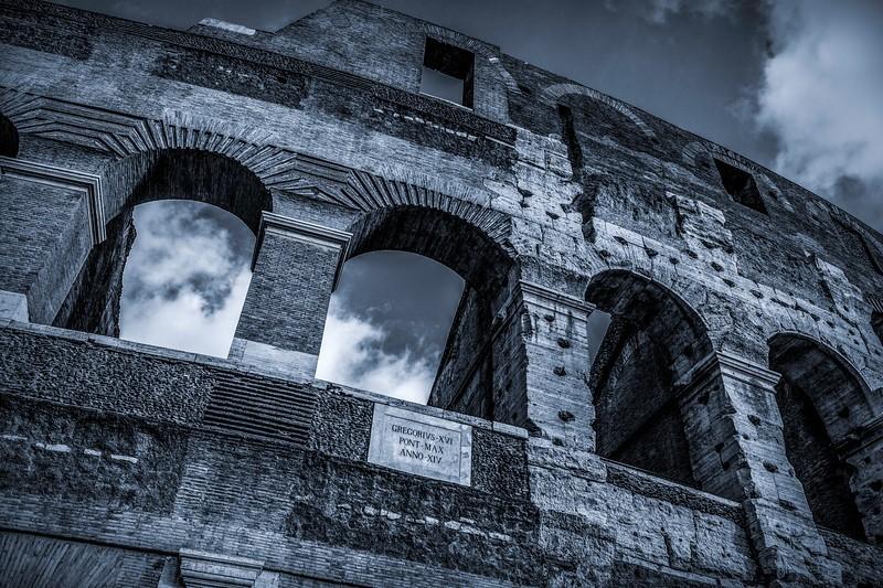 罗马斗兽场(Colosseum), 眼界大开_图1-18