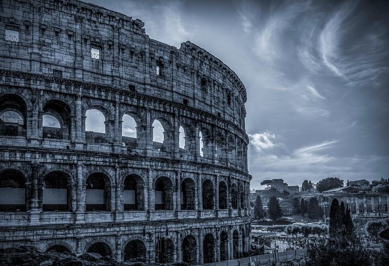 罗马斗兽场(Colosseum), 眼界大开_图1-17