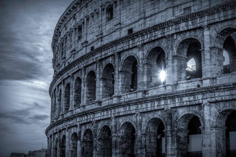 罗马斗兽场(Colosseum), 眼界大开_图1-13
