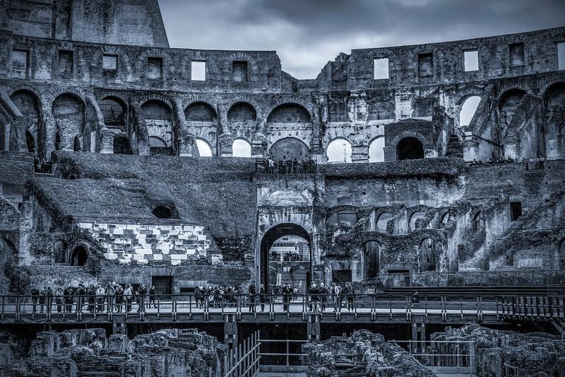 罗马斗兽场(Colosseum), 眼界大开_图1-14