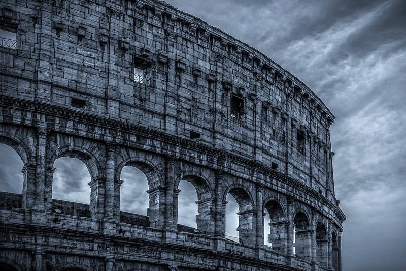 罗马斗兽场(Colosseum), 眼界大开_图1-15