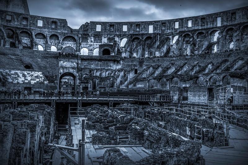 罗马斗兽场(Colosseum), 眼界大开_图1-16