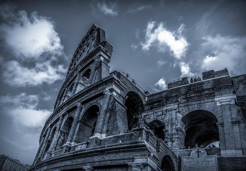 罗马斗兽场(Colosseum), 眼界大开_图1-1