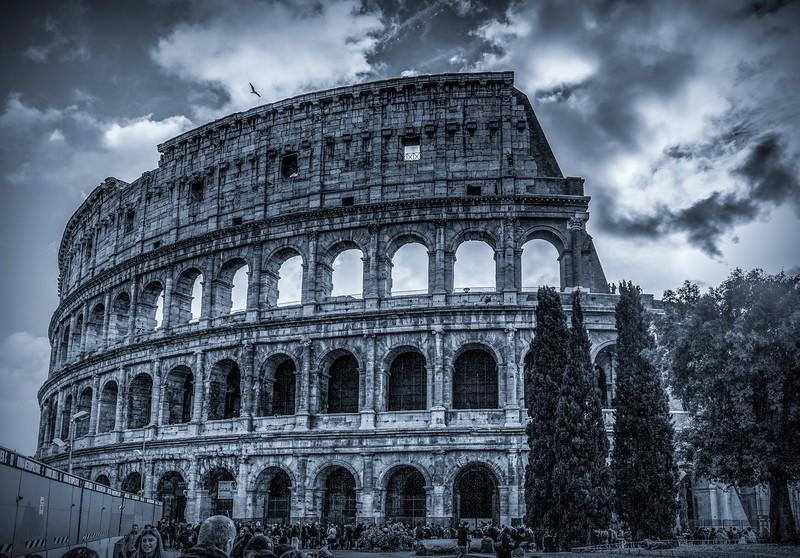 罗马斗兽场(Colosseum), 眼界大开_图1-3